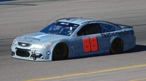 NO. 88 on the track at PIR